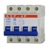 ASP-4P - выключатель с независимым расцепителем